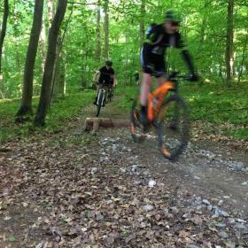 Mountainbike track